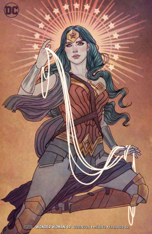 Wonder Woman #49 (Variant Cover)