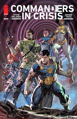 Commanders in Crisis #7 (Ngu Cover)
