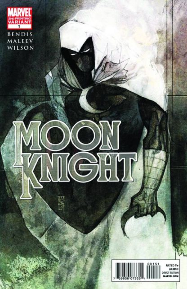 Moon Knight #1 (2nd Printing)