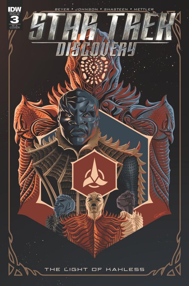 Star Trek: Discovery #3 (10 Copy Cover)