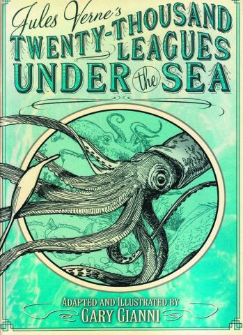 Twenty-Thousand Leagues Under the Sea