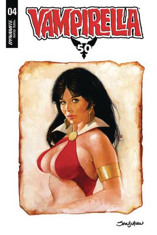 Vampirella #4 (Sanjulian Cover)