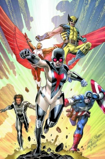 Avengers #5 (Pacheco Cover)