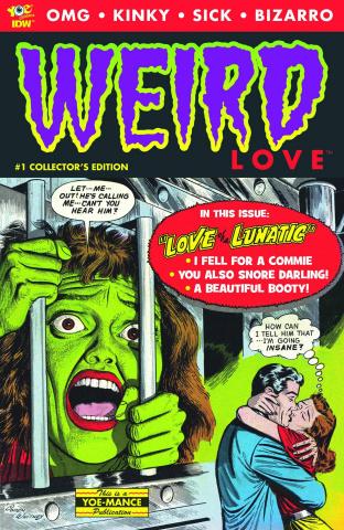 Weird Love #1 (2nd Printing)