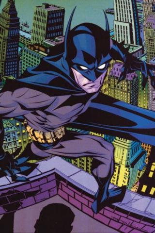 DC Comics Presents: Batman - Blink #1