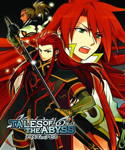 Tales of the Abyss: Asch the Bloody Vol. 1