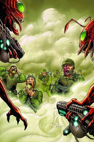 Formic Wars: Burning Earth #7