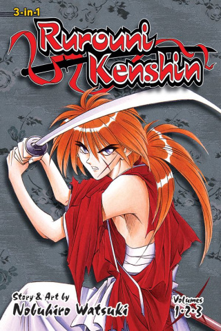 Rurouni Kenshin Vol. 1 (3-in-1 Edition)