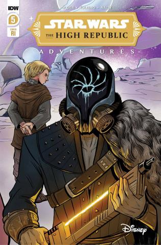 Star Wars: The High Republic Adventures #5 (10 Copy Yael Nath Cover)