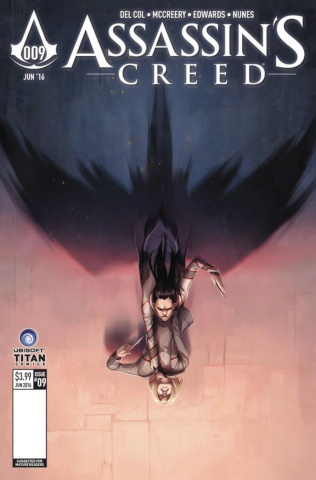Assassin's Creed #9 (Edwards Cover)