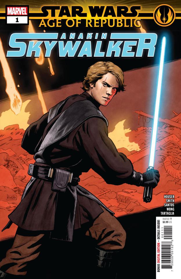 Star Wars: Age of Republic - Anakin Skywalker #1