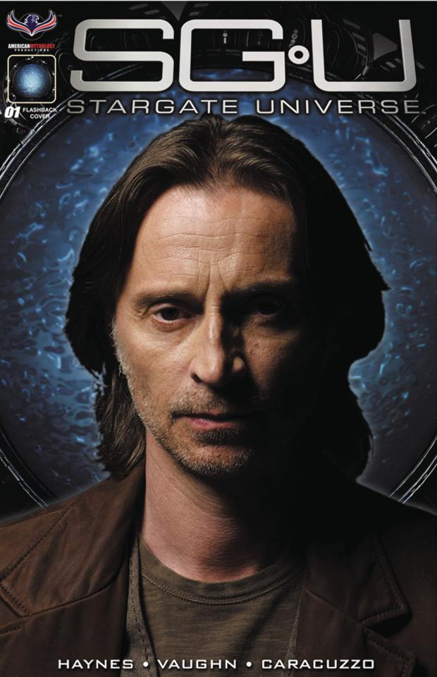 Stargate Universe: Back to Destiny #1 (Photo Cover)