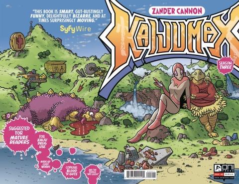Kaijumax, Season 3 #3
