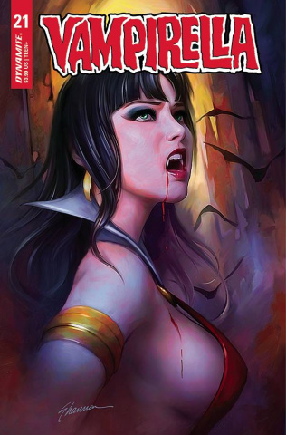 Vampirella #21 (Maer Cover)