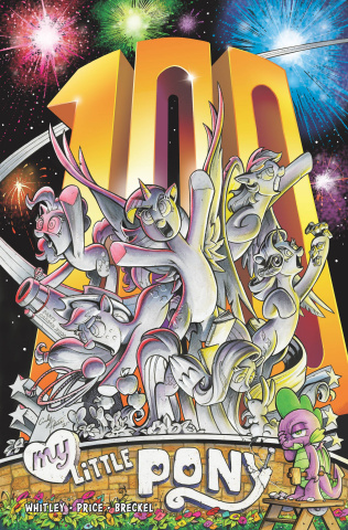My Little Pony: Friendship Is Magic #100 (Andy Price Cover)