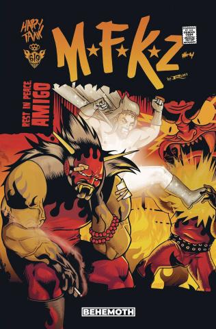 MFKZ #4 (Run Cover)