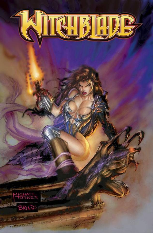 Witchblade #185 (Turner Cover)