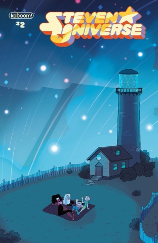 Steven Universe #2 (Subscription Sygh Cover)