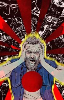 Bloodshot: Reborn #13 (10 Copy Lotay Cover)