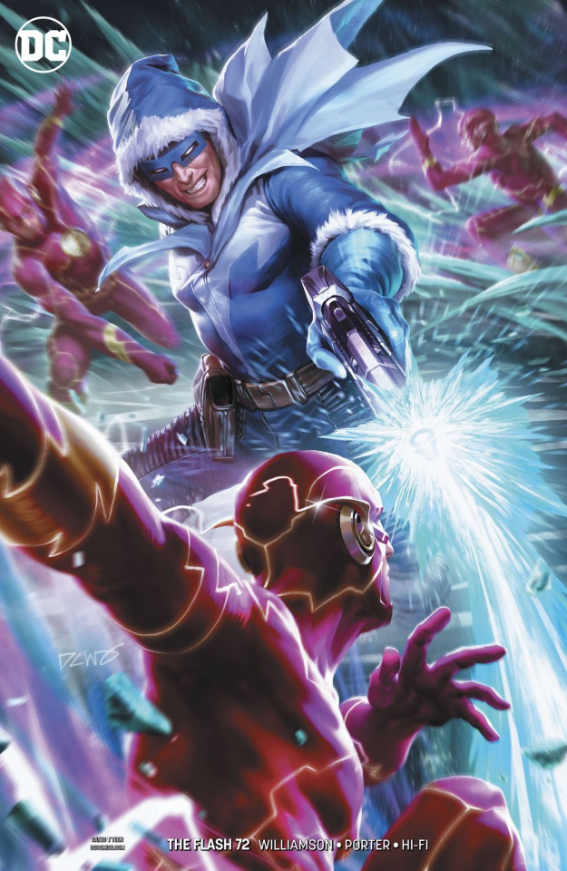 The Flash #72 (Variant Cover)