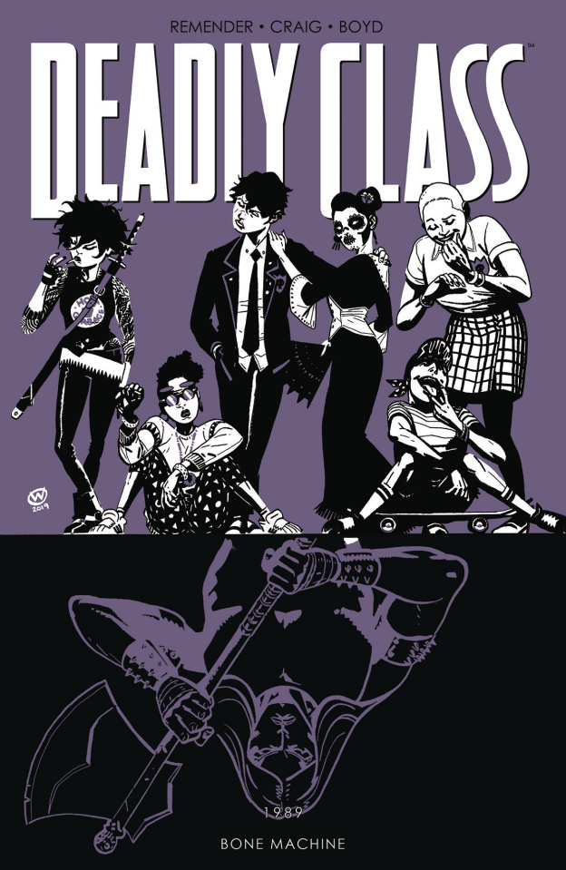 Deadly Class Vol. 9: Bone Machine