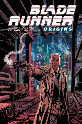Blade Runner: Origins #1 (Kowalski Cover)