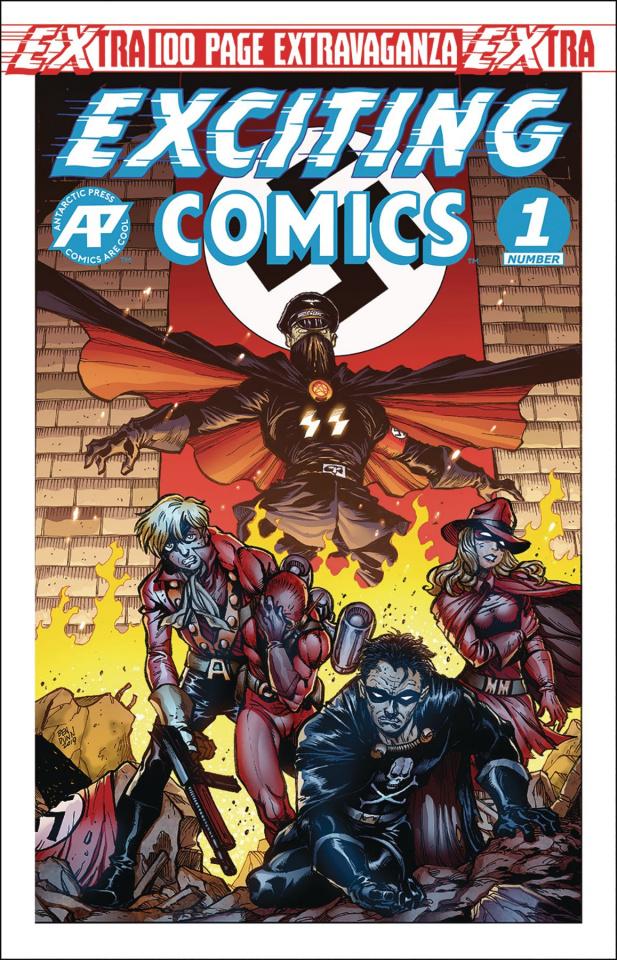 Exciting Comics Extravaganza