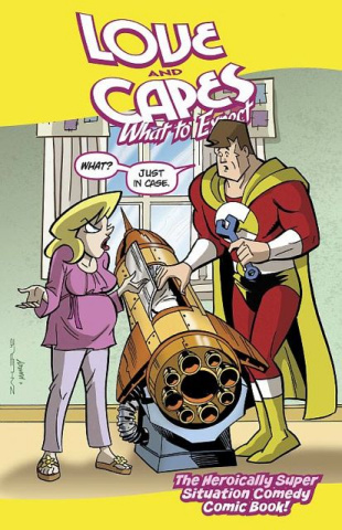 Love and Capes: What To Expect #4