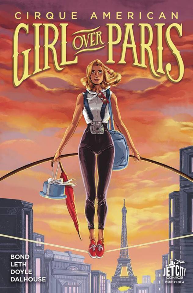 Cirque American: Girl Over Paris #1