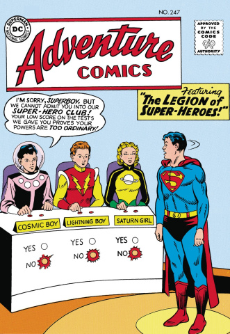 Legion of Super Heroes: The Silver Age Vol. 1 (Omnibus)