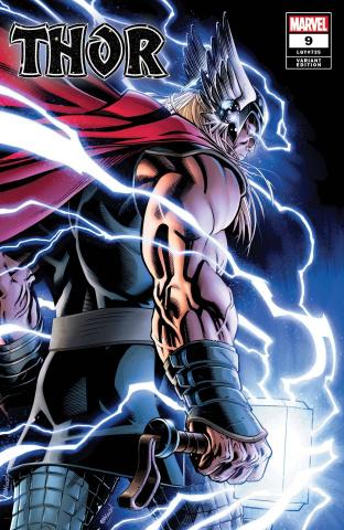 Thor #9 (McGuinness Cover)