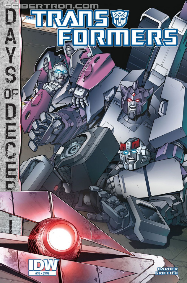 The Transformers #38: Days of Deception