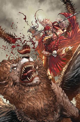 Myths & Legends Quarterly: Ares #1 (Tolibao Cover)