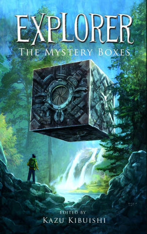 Explorer Vol. 1: The Mystery Boxes
