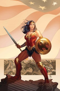 Wonder Woman #1 (Variant Cover)