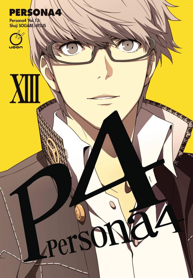 Persona 4 Vol. 13