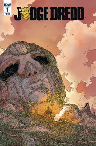 Judge Dredd: Mega-City Zero #1 (IDW Greatest Hits)