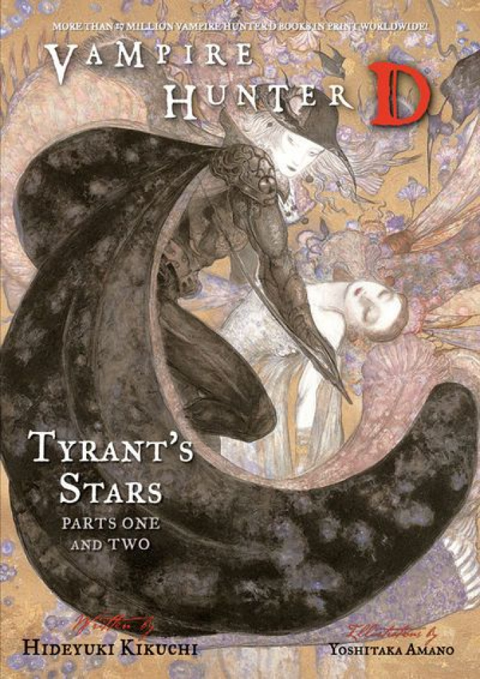 Vampire Hunter D Vol. 16: Tyrants Stars, Part 1 & 2