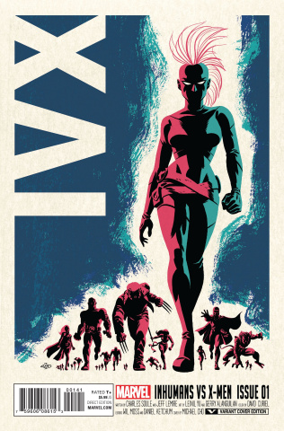 IvX #1 (Michael Cho Cover)