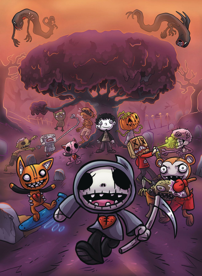 Boogily Heads #3 (Pendl Cover)
