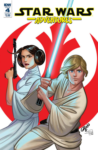 Star Wars Adventures #4 (Greno Cover)