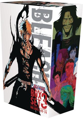 Bleach Vols. 49-74 (Box Set)