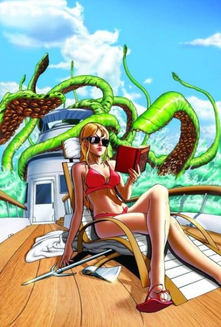 Monster Hunter's Survival Guide #2 (Cummings Cover)
