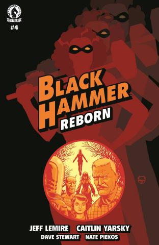 Black Hammer: Reborn #4 (Johnson Cover)