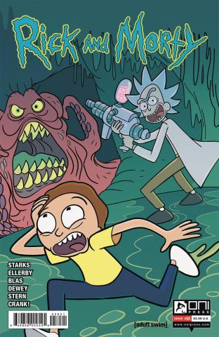 Rick and Morty #59 (Mazzarello Cover)