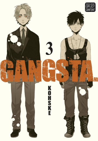 Gangsta Vol. 3