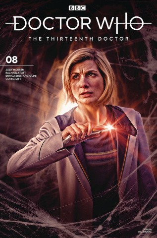 Doctor Who: The Thirteenth Doctor #8 (Photo Cover)
