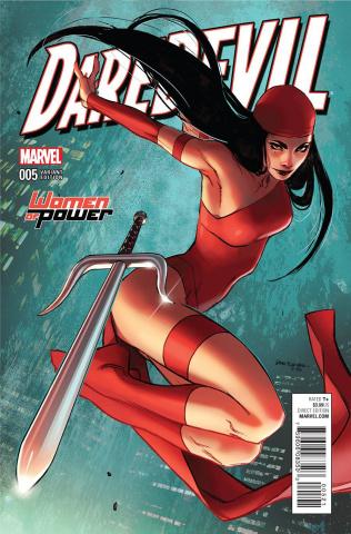 Daredevil #5 (WOP Cover)