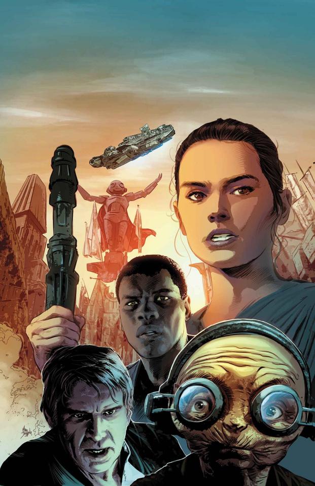 Star Wars: The Force Awakens #3