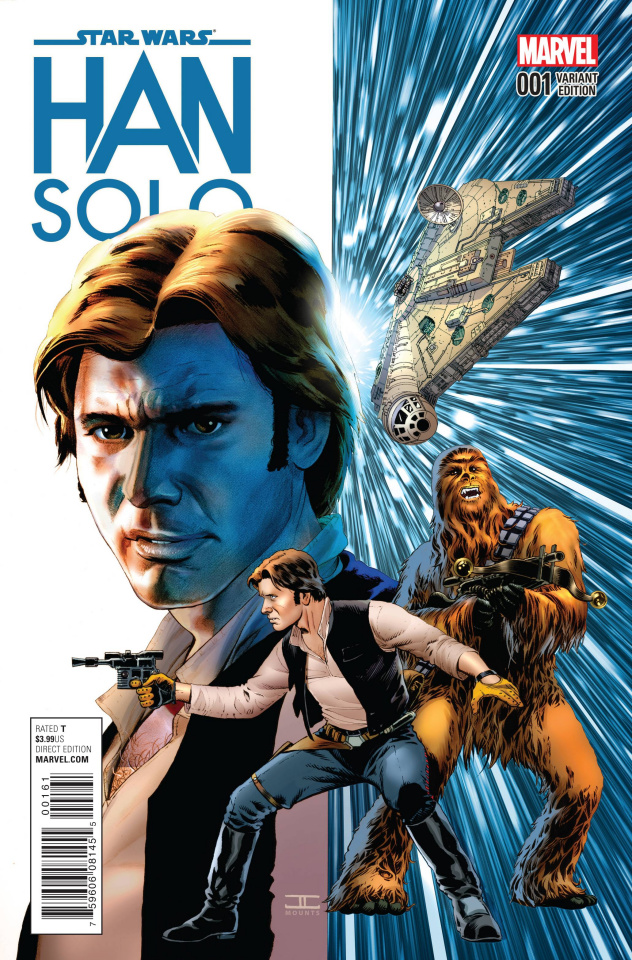Star Wars: Han Solo #1 (Cassaday Cover)